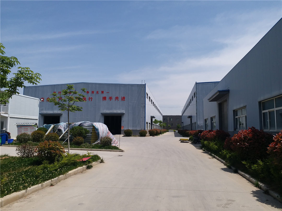 厂区2020年5月风貌