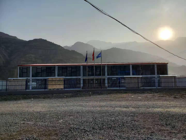 陇南市公共卫生应急中心项目