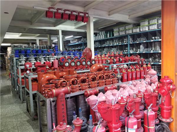 陕西消防水泵