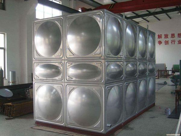 不锈钢304卧式消防水箱