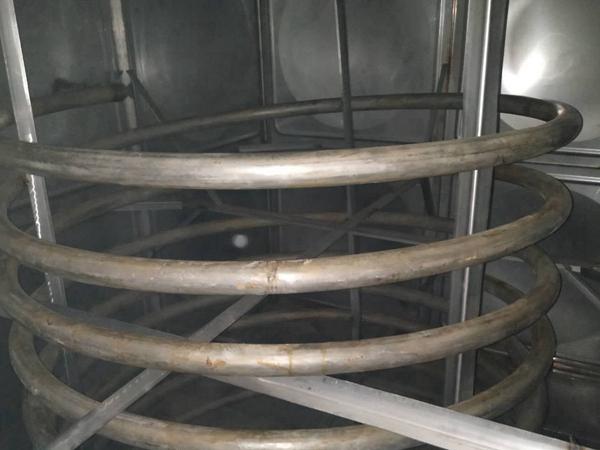 盘式保温水箱
