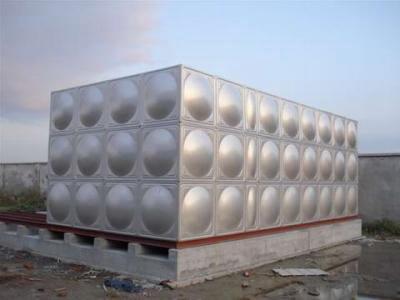 不锈钢装配式保温水箱