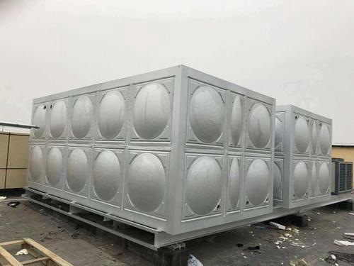 耐用不锈钢方型保温水箱