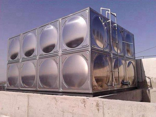 304不锈钢组合式水箱生产厂家