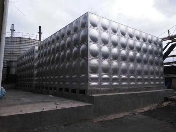 阿拉善盟化工厂工业水箱