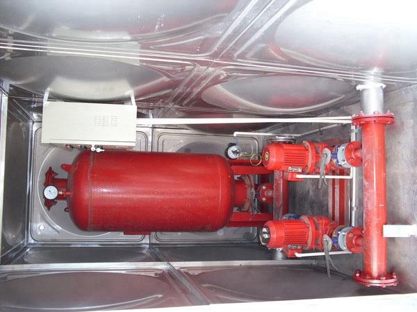 选购水泵设备不可忽视的细节