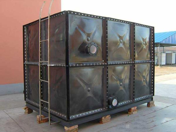 石家庄组合式搪瓷水箱厂家供应