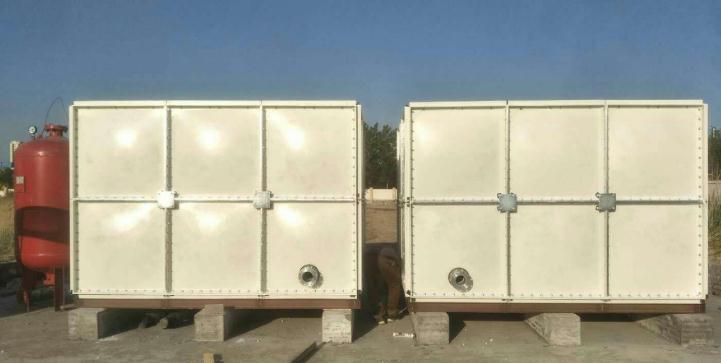 厂家直销组合式玻璃钢水箱品质**