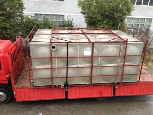 消防304不锈钢水箱_方形保温水箱定制