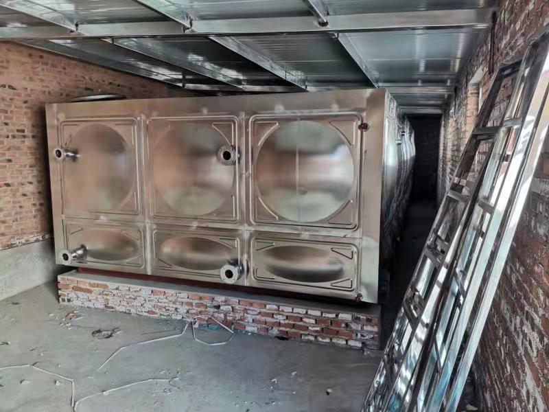 贾家营卫生院10公分保温水箱