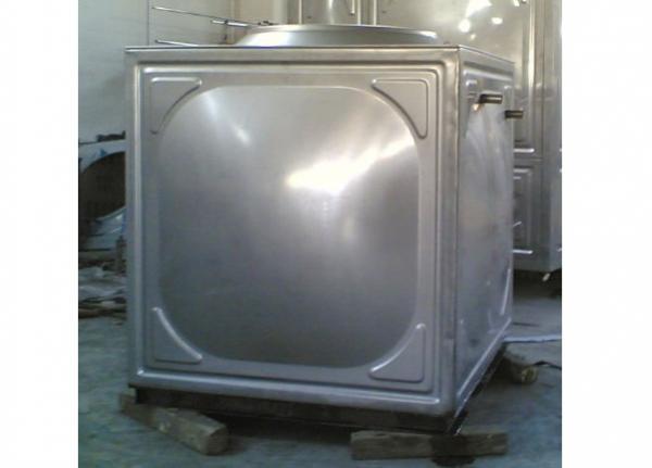 张家口水箱漏水怎么办?安装完不锈钢水箱如何试漏?