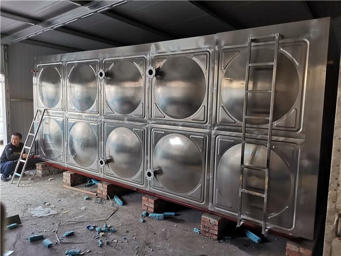 宣化侯家庙卫生院煤改电工程保温水箱