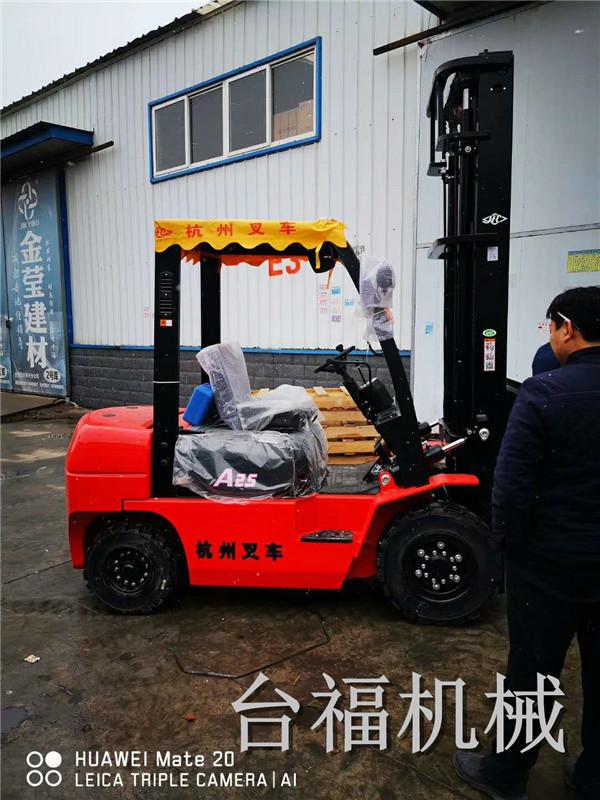 杭州叉车哪家好