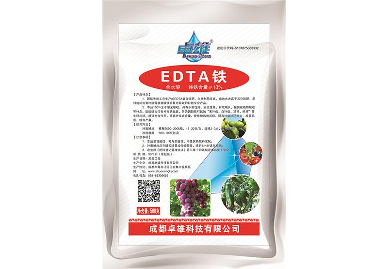 云南EDTA螯合铁