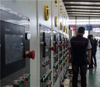 郑州印刷机厂房展示