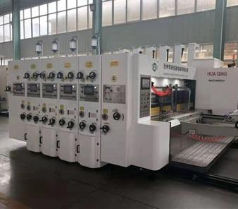 郑州自动印刷模切机