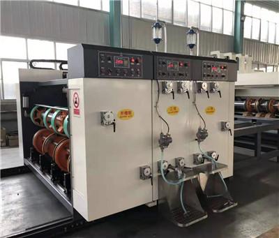 郑州印刷机批发-自动印刷开槽模切机