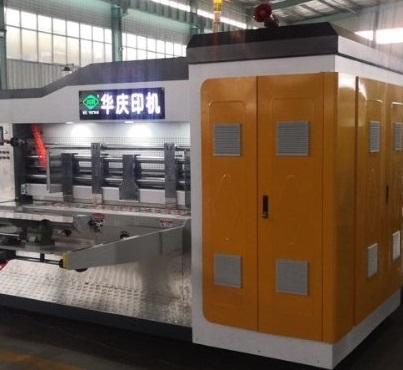 郑州高速印刷模切机