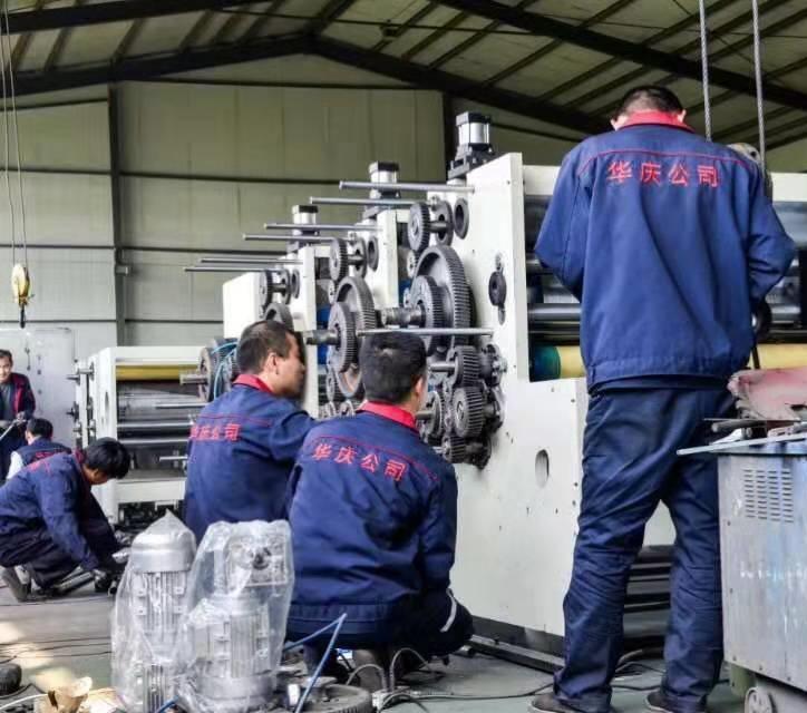 郑州印刷机-自动印刷开槽模切机