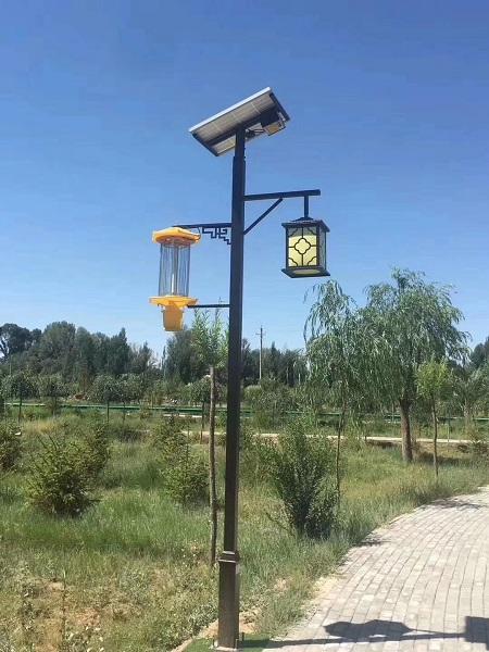 河南太阳能景观灯
