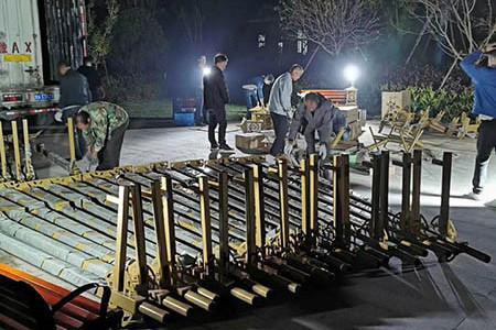河南电动车锂电池厂家工程案例