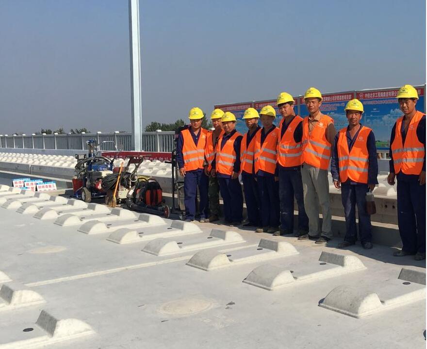 高铁防水工程施工案例:济青高铁7标中铁北京局