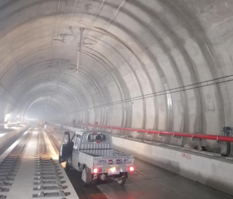 地铁隧道止水堵漏案例:青岛新国际机场隧道止水加固