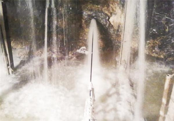高铁隧道止水堵漏