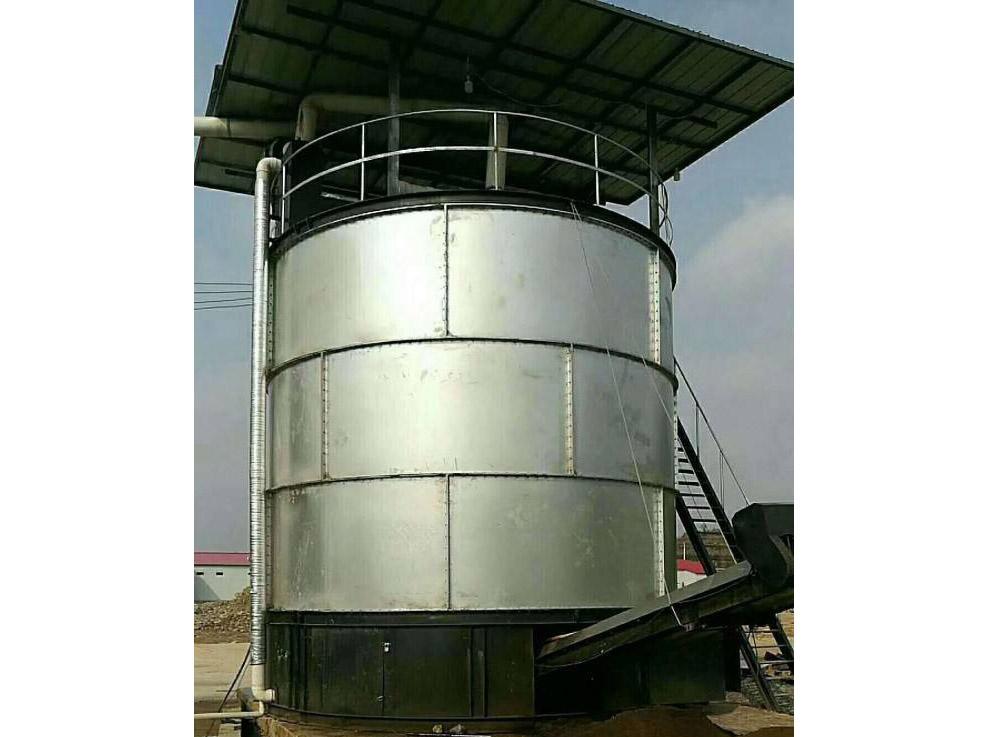四川猪粪发酵罐生产