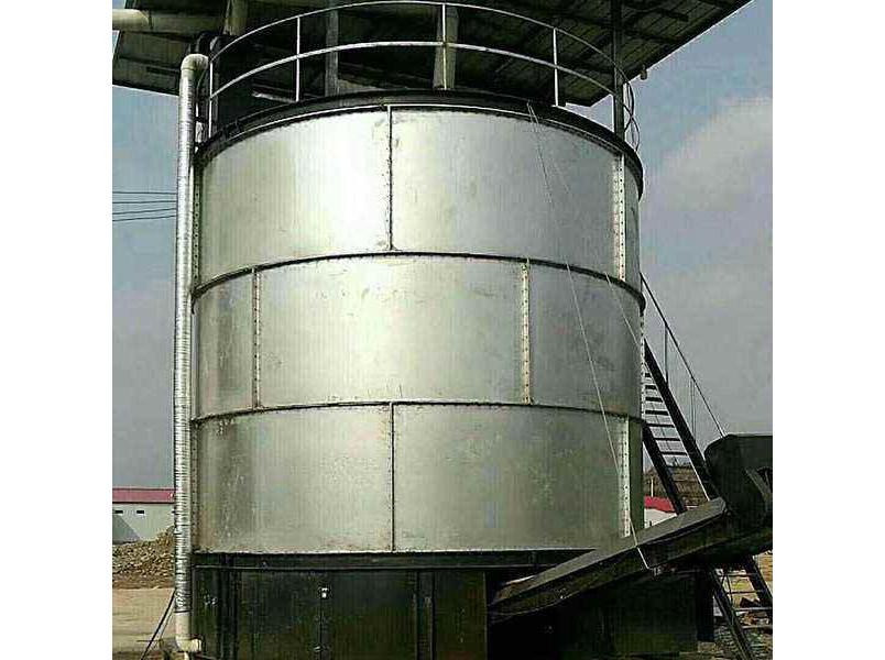 四川鸡粪发酵罐厂家