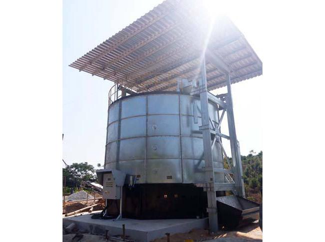 四川鸡粪发酵罐生产