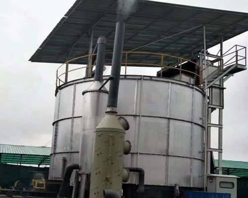粪污发酵罐案例