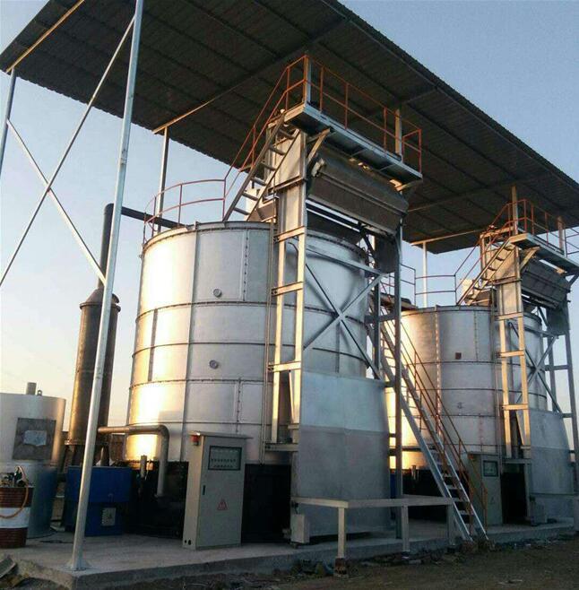 干货分享四川猪粪发酵罐处理工艺