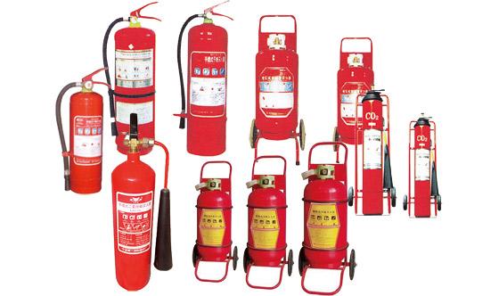 广安消防设备-灭火器