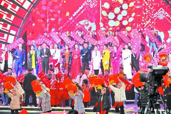 2020年成都平原经济区春晚今日举行 共唱天府之歌