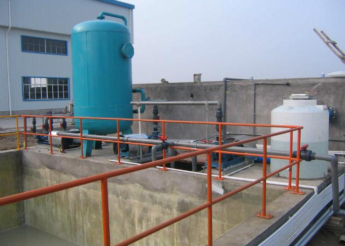 广安污水处理厂告诉你在处理污水时有哪些方法?