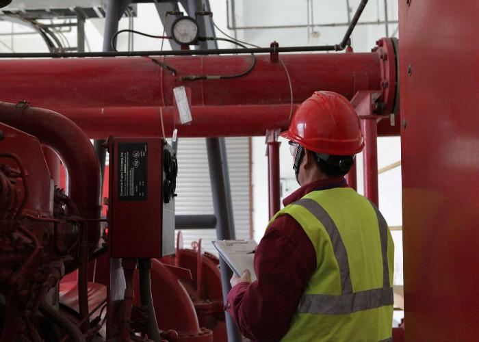 广安消防维保公司告诉你在进行建筑工程消防验收时需要满足9大条件