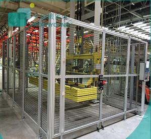 用鋁型材定做的四川設備防護罩有哪些優勢?
