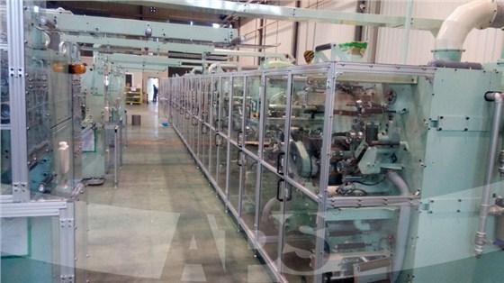 關于鋁型材機械的四川設備防護罩的相關安全要求