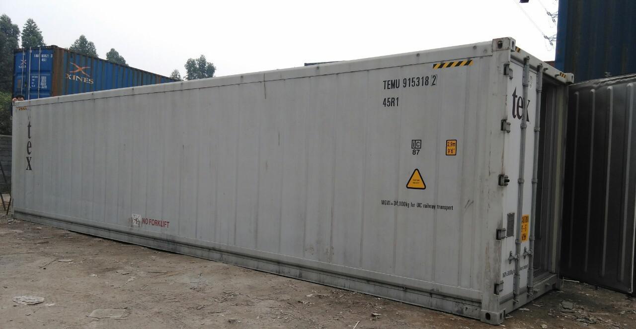 请问四川冷藏集装箱需要达到什么要求才可以保鲜呢