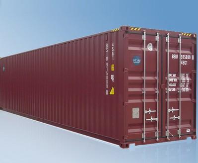 四川海运集装箱客户见证