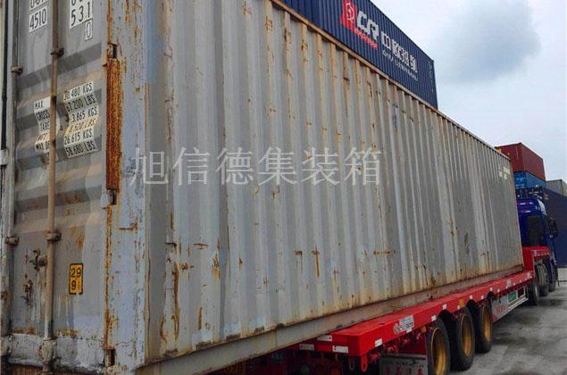 四川集装箱-中国石油