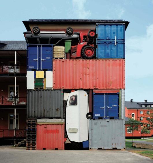四川海运集装箱类型