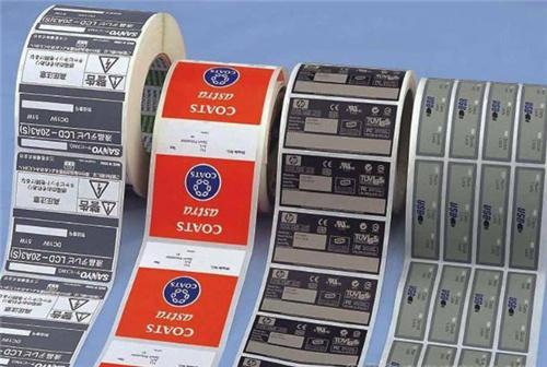 不干胶标签印刷的归类