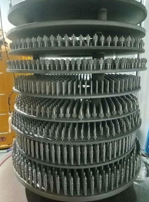 中大电机齿轮离子氮化炉