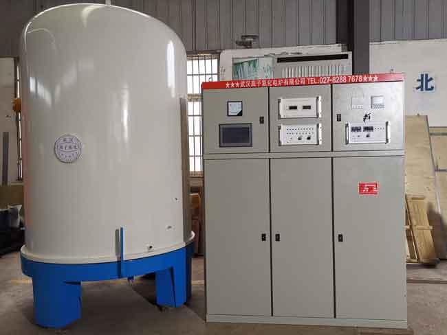 双系统脉冲电源系列辉光离子氮化热壁炉