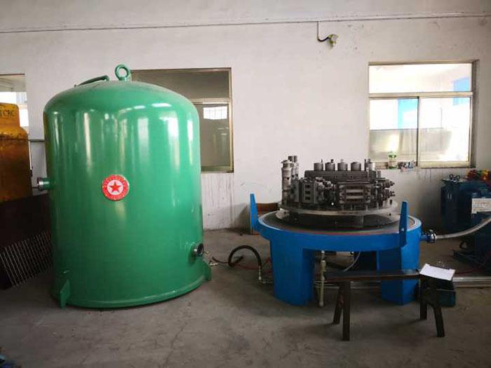 双系统脉冲电源系列辉光离子氮化炉