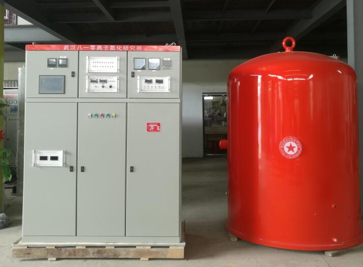 武汉离子渗氮的工艺操作及注意事项