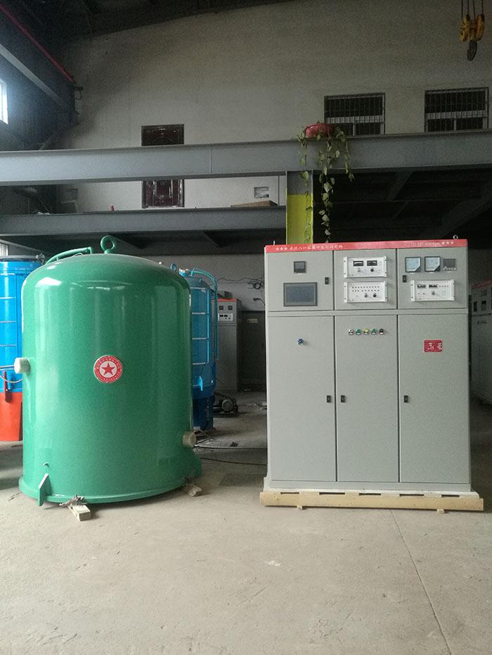 小编向你讲解零流量工艺在武汉真空渗氮炉中的应用?