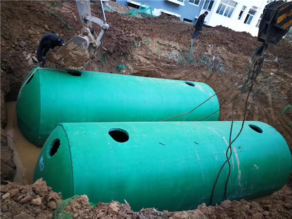 水泥化粪池设计制作时有五点需要你特别注意一下